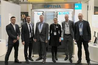 METALL+PLASTIC and OPTIMA pharma return happy from Lounges 2019