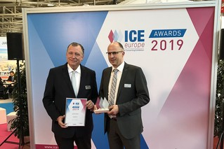 OPTIMA Allianz COMEDCO gewinnt ICE Award 2019