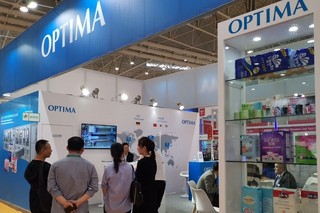 Looking back: OPTIMA nonwovens at CIDPEX 2019
