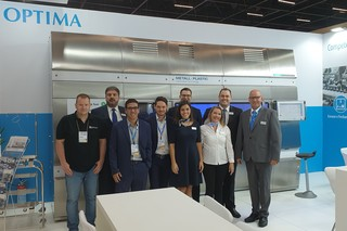 Looking back – OPTIMA at the FCE Pharma & Cosmetique 2019 Trade Show