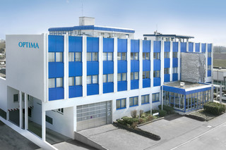 Optima Automation, formerly known as R+E Automation Technology, in Fellbach near Stuttgart, Germany