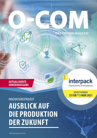 O-COM Sonderausgabe April 2020 - Deutsch