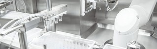 The Denest-Robot offers complex movements