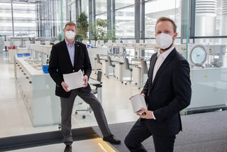 Johann Moser and Dominik Broellochs