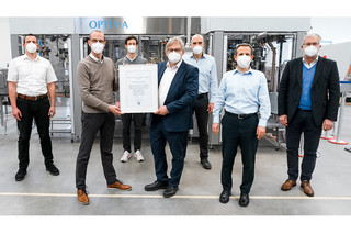 The Optima Consumer team, which played a leading role in the development of the OPTIMA EGS