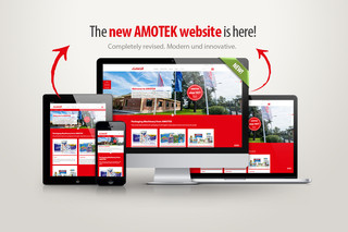 New Website Amotek
