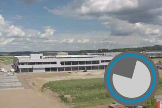 Time-Lapse Video OPTIMA Logistics Centre